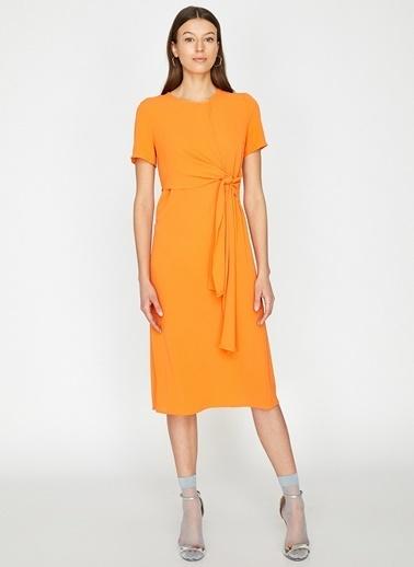 Koton Elbise Oranj